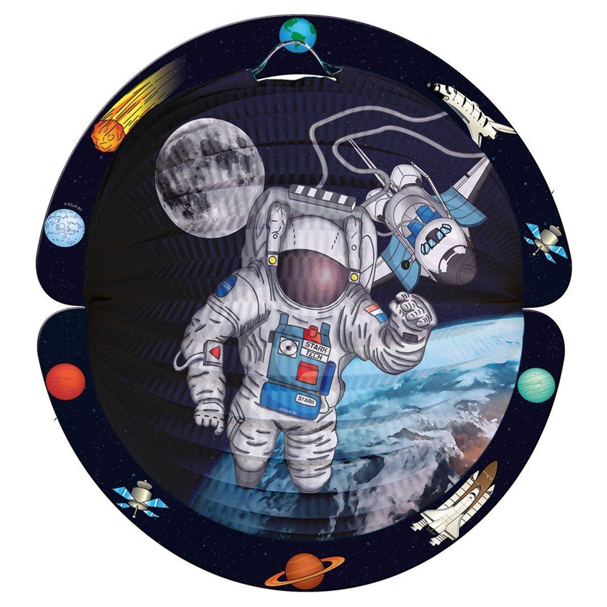 Laterne Astronaut