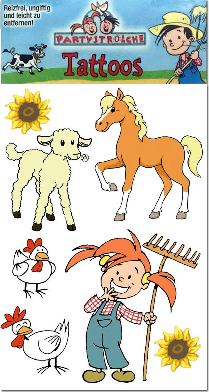 Bauernhof 2 Tattoos