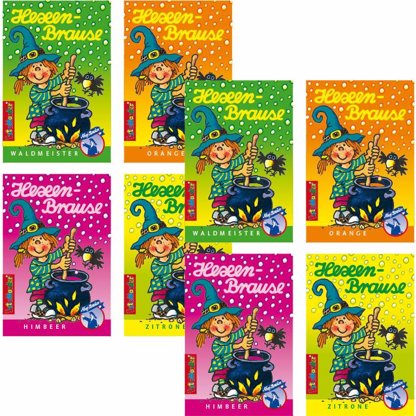 8 Tüten Hexen-Brause