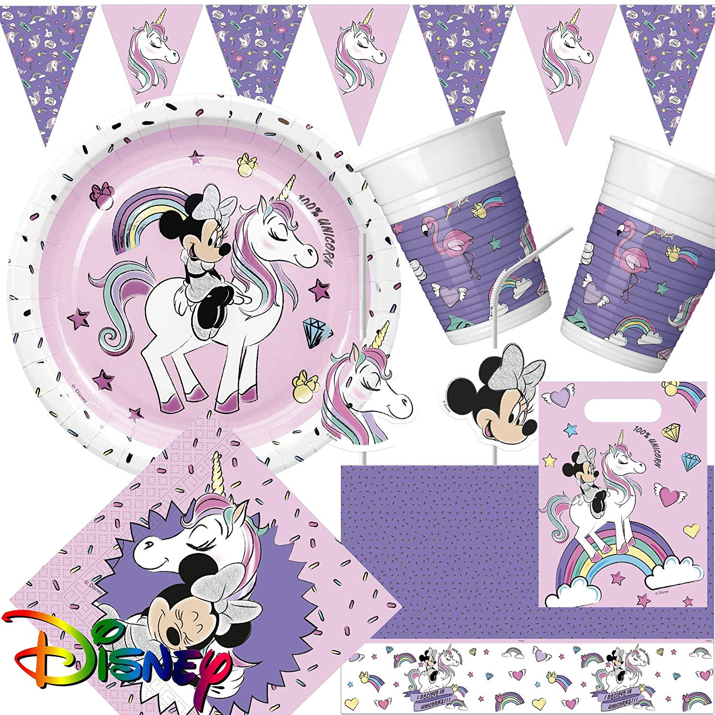 Minnie Mouse & Unicorn