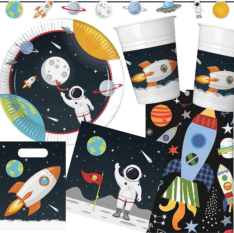 Astronaut & Weltraum