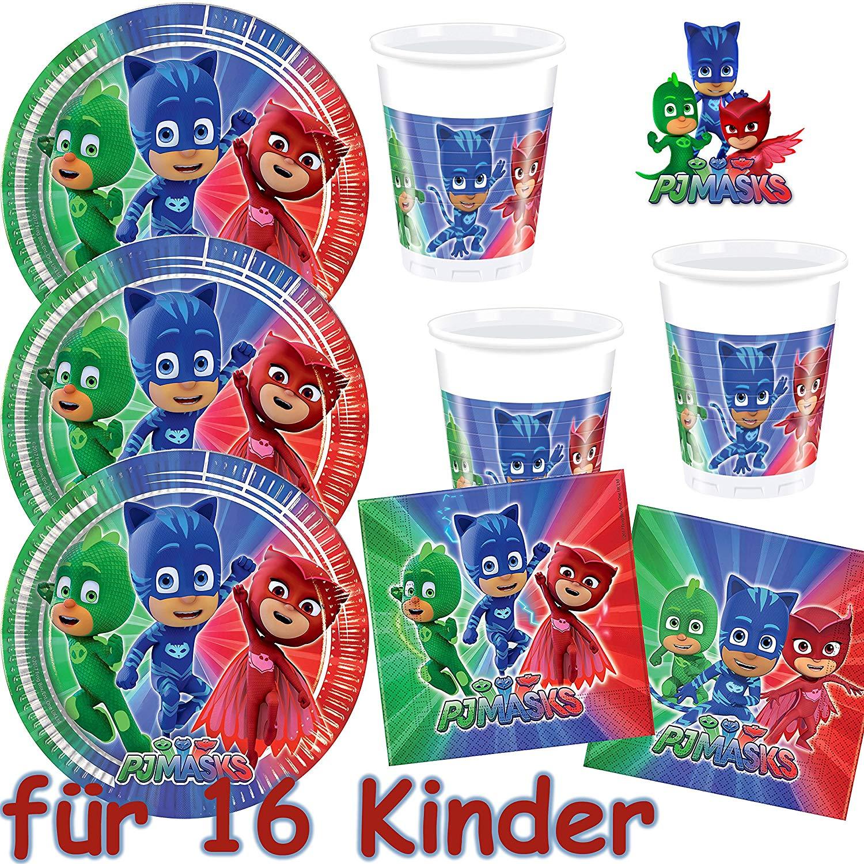 53-teiliges XXL-Spar-Set: PJ Masks