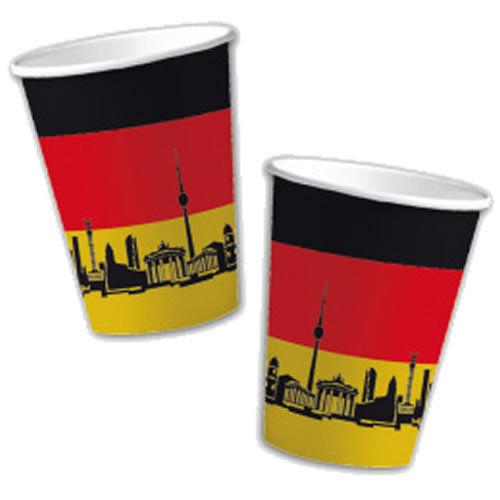 10 Becher Deutschland