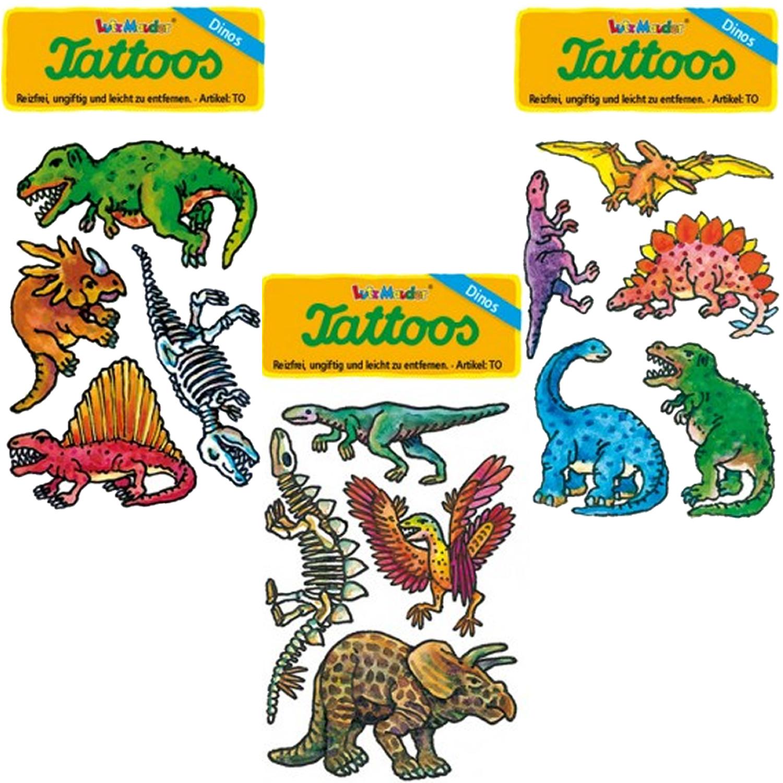 Dino-Tattoos