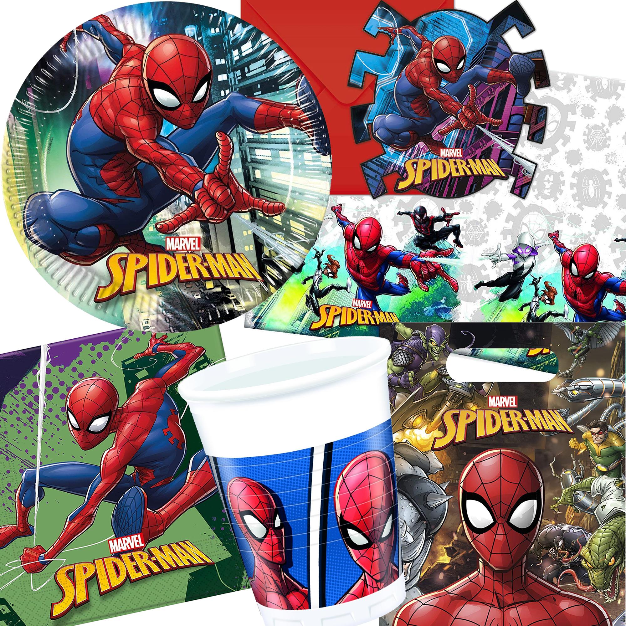 Spiderman Team Up