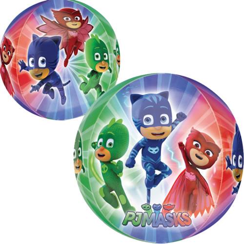See-Thru Ballon  - PJ Masks (38cm ∅)