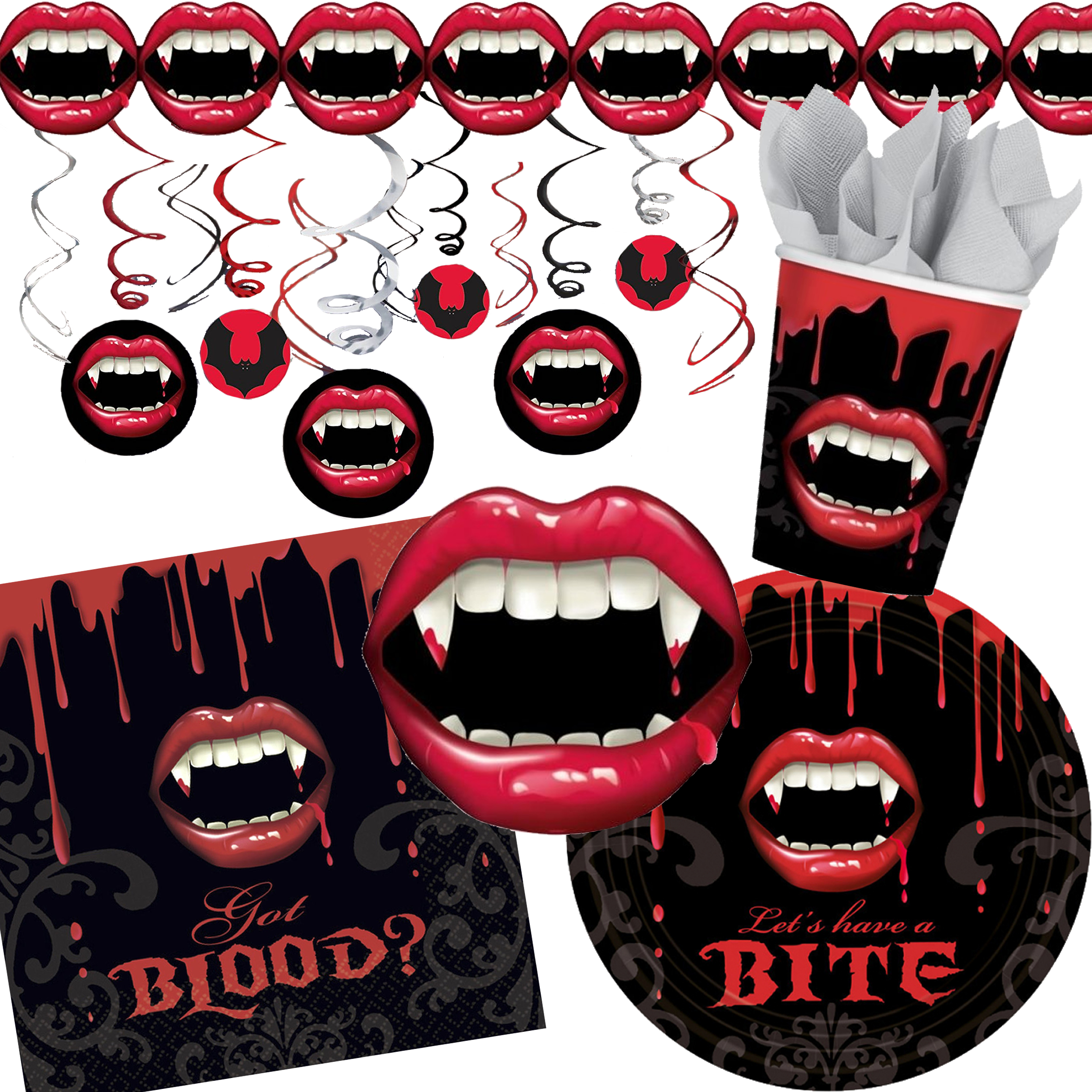 Vampir-Party