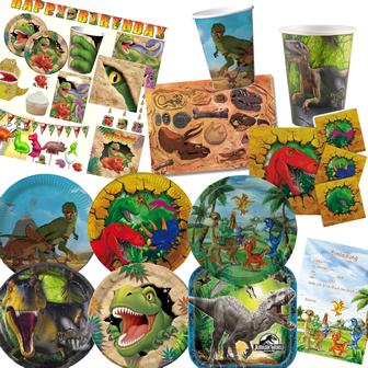 Dinos & T-Rex