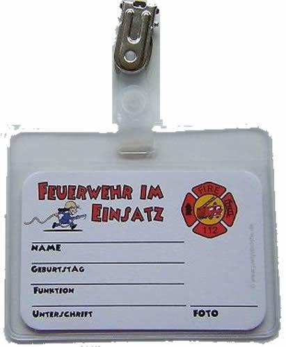 Feuerwehrausweis
