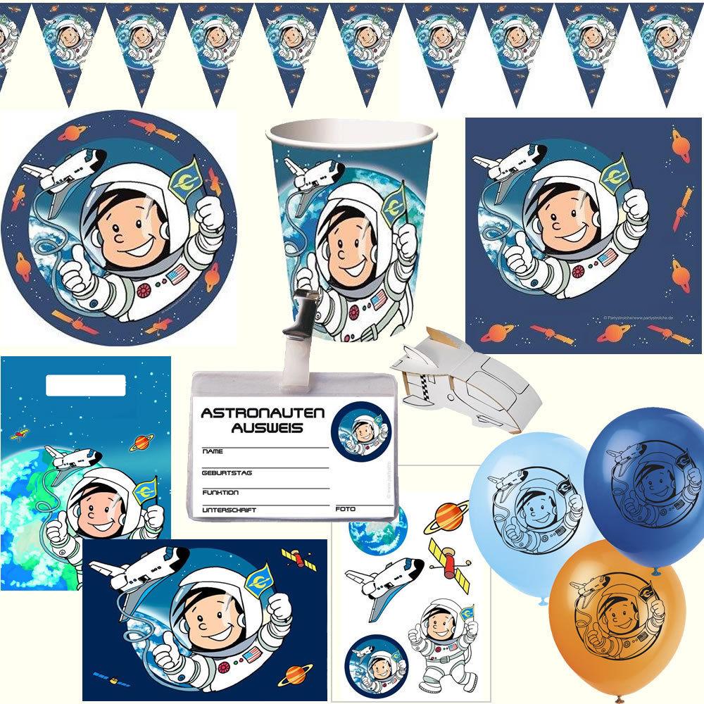 Astronaut Flo