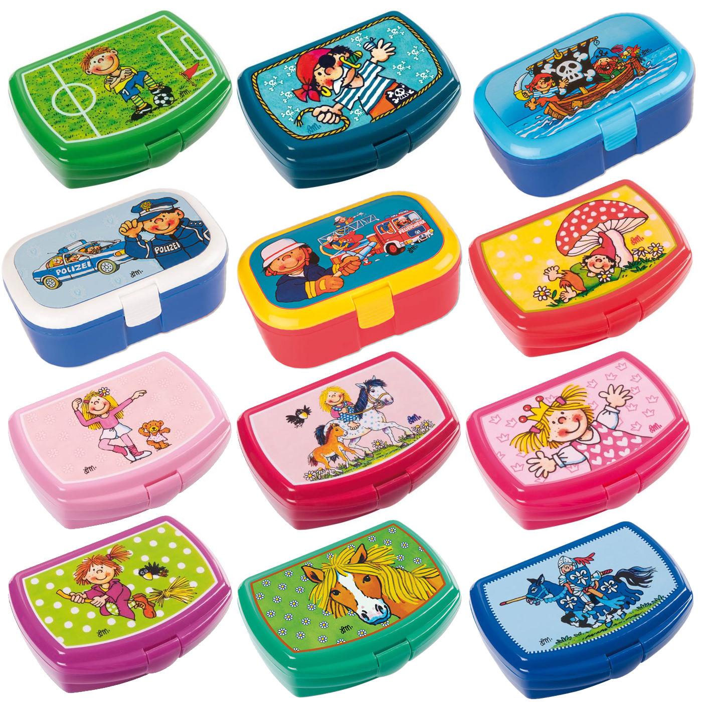 Lunchboxen/Brotdosen
