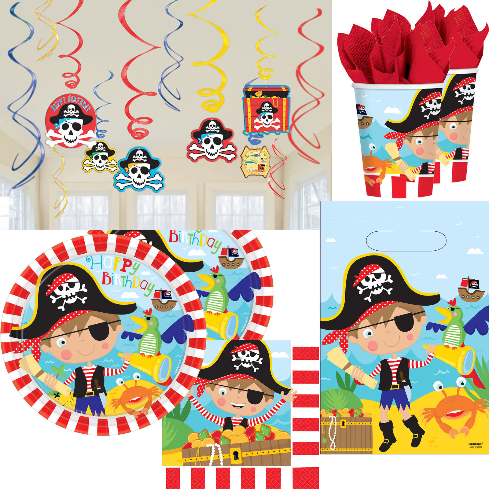 Little Pirates II