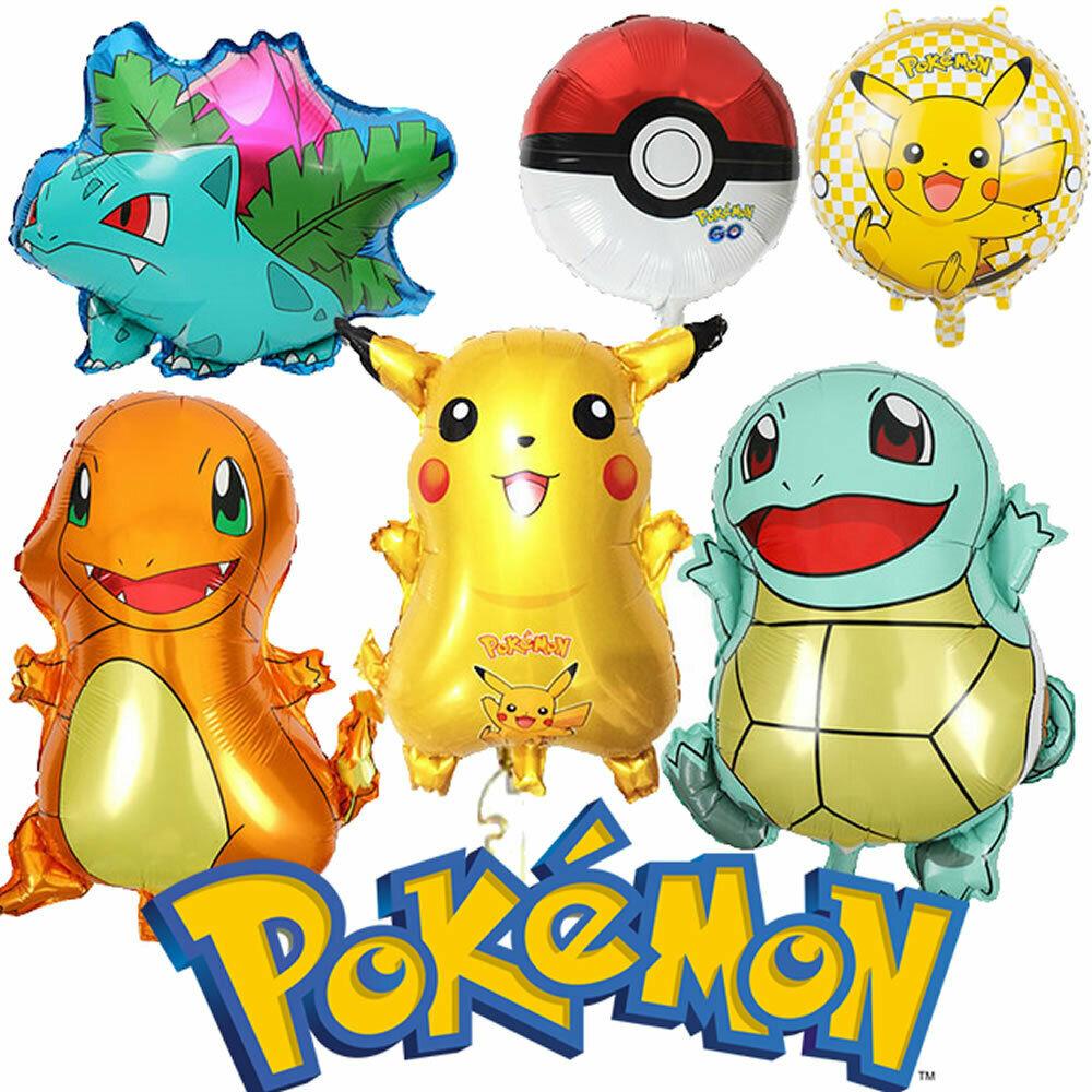 Folienballons Pokemon