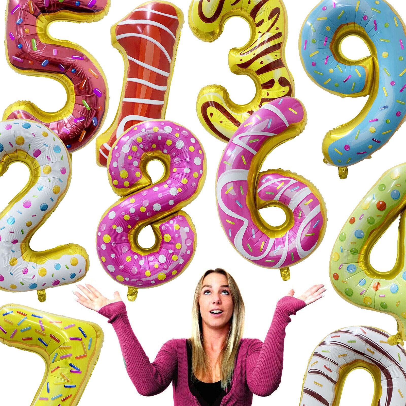XXL Donut Folienballons