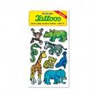 Zootiere 3 Tattoos von Lutz Mauder