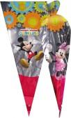 10 dreieckige Geschenktüten Mickey Mouse Clubhouse