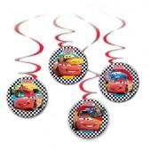 4x Hängedekoration Cars RSN