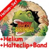 Folienballon Dinosaurier - Mit Helium