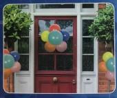 Ballonhalter für Luftballons, 3 Stück