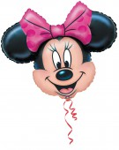 Folienballon Minnie Mouse - Ohne Helium