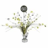 Centerpiece 60. Geburtstag - Sparkling Celebration