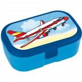 """Lunchbox """"Flugzeug"""" von Lutz Mauder"""