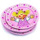 8 Teller Prinzessin Miabella