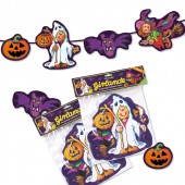 3m Girlande Halloween