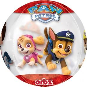 See-Thru Ballon  - Paw Patrol (38cm ∅)