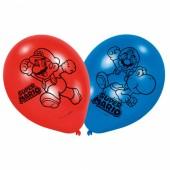 6 Luftballons Super Mario Bros.