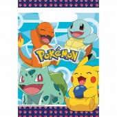 8 Partytüten Pokémon