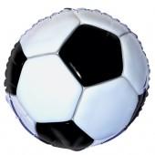 Folienballon Fußball - Ohne Helium