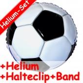 Folienballon Fußball - Mit Helium
