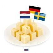 144 Flaggenpicker Europa