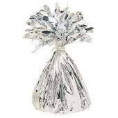 Ballongewicht Kegel - in Silber