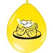 8 Luftballons Oktoberfest / Maßkrüge