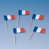 200 Flaggenpicker Frankreich