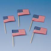 200 Flaggenpicker Amerika / USA