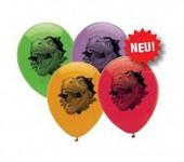 6 Luftballons Jurassic World