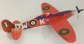 8 Gleitflugzeuge