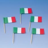 200 Flaggenpicker Italien