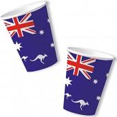 10 Becher Australien