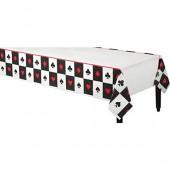 Tischdecke Pokerspiel