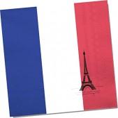 20 Servietten Frankreich