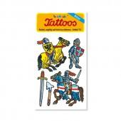 Ritter 2 Tattoos von Lutz Mauder