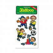 Fussball Tattoos von Lutz Mauder
