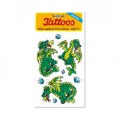 Drachen Tattoos von Lutz Mauder