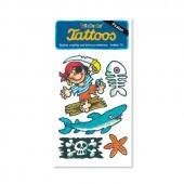 Pirat Pit Planke 5 Tattoos von Lutz Mauder