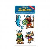 Wikinger II Tattoos von Lutz Mauder