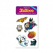 Halloween Tattoos von Lutz Mauder